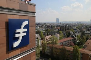 Logo und Skyline Frankfurt School of Finance & Management