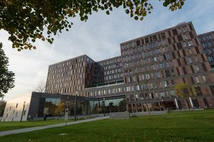 Gebäude Frankfurt School of Finance & Management
